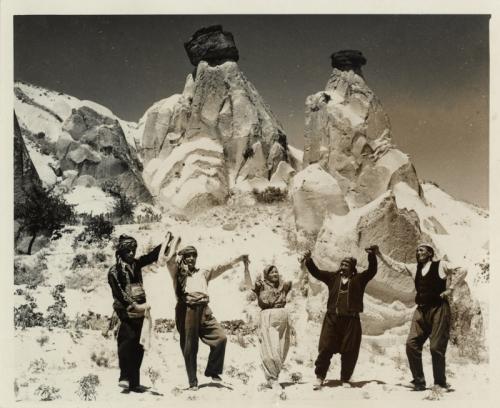 Paysans de Cappadoce, Jane Laroche