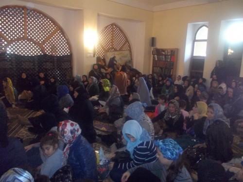 Mosquée Fatma-Zahra - A. Braux, 2015